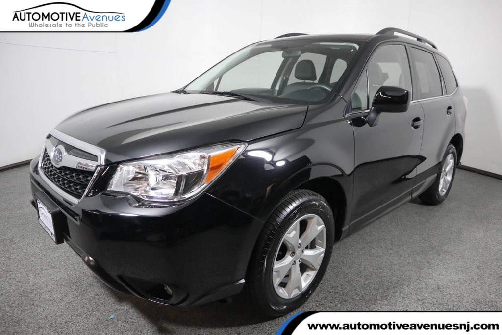 Pre-Owned 2016 Subaru Forester 4dr 2.5i Limited w/ Navigation System & Audio W/Harman Kardon