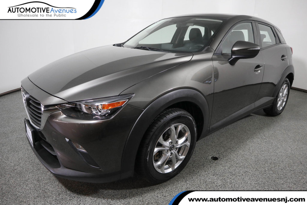 Pre-Owned 2016 Mazda CX-3 AWD 4dr Touring w/ Premium Package