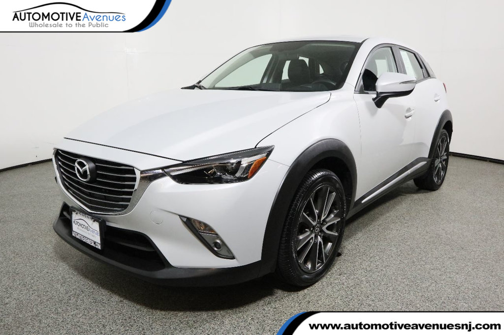 Pre Owned 2017 Mazda Cx 3 Grand Touring Awd