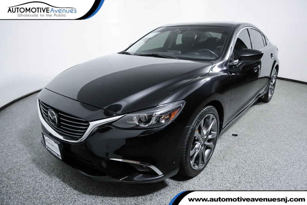 Pre Owned 2016 Mazda6 4dr Sedan Automatic I Grand Touring With Gt Technology Package