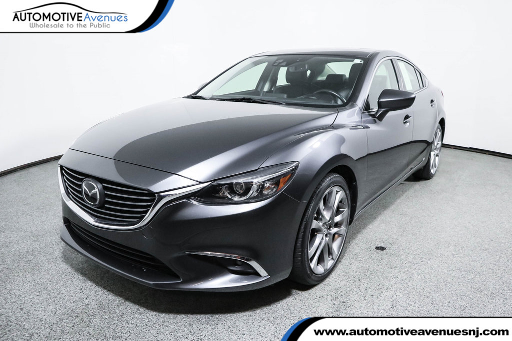 Pre-Owned 2016 Mazda6 4dr Sedan Automatic i Grand Touring with Technology Package
