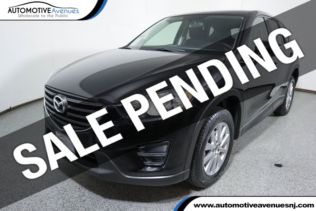 Pre-Owned 2016 Mazda CX-5 2016.5 AWD 4dr Automatic Sport