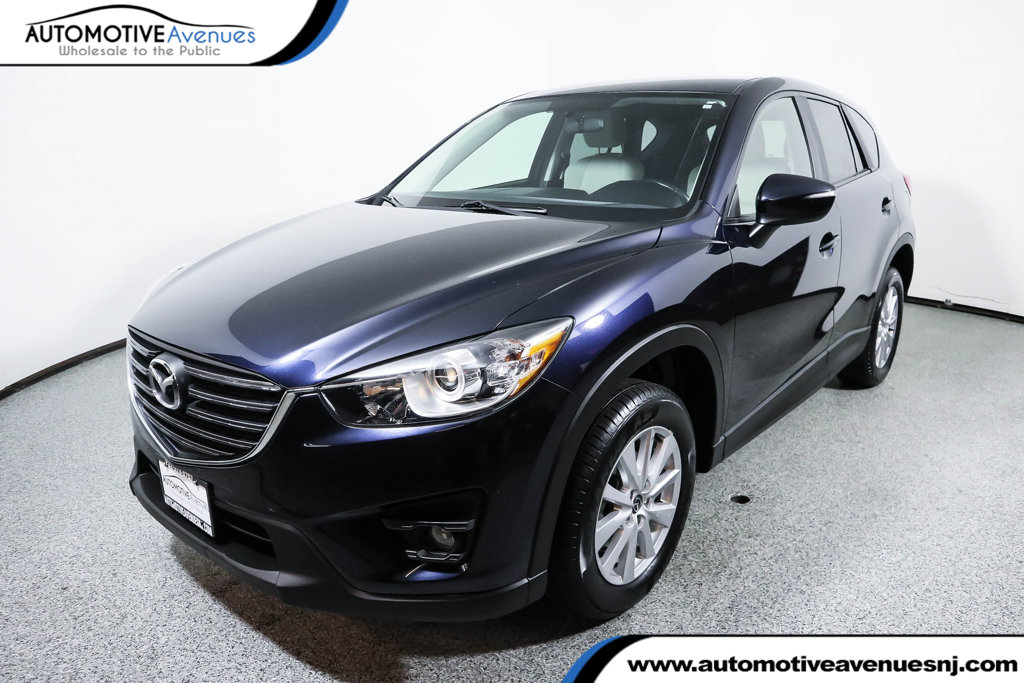 2016 used mazda cx-5 awd touring with navigation suv available at