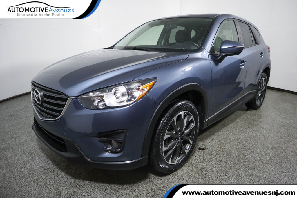 Pre-Owned 2016 Mazda CX-5 2016.5 AWD 4dr Automatic Grand Touring