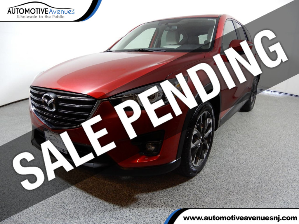 Pre Owned 2016 Mazda CX 5 AWD 4dr Automatic Grand Touring