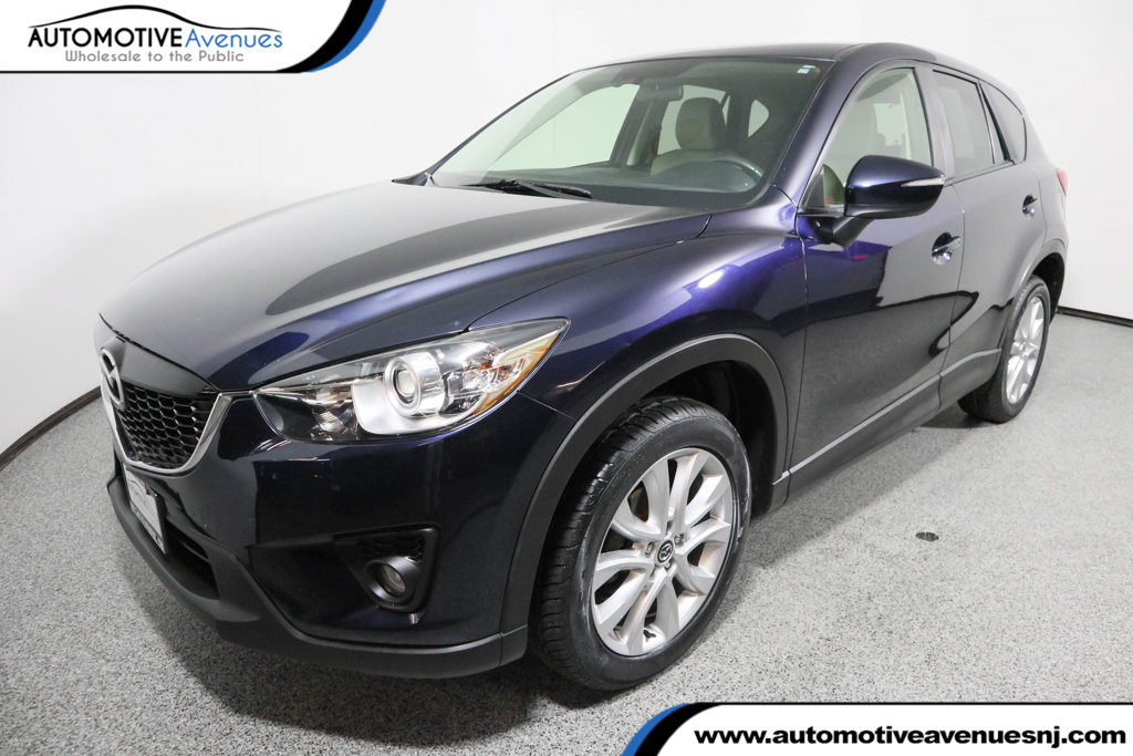 2015 Mazda Cx 5 Awd 4dr Automatic Grand Touring