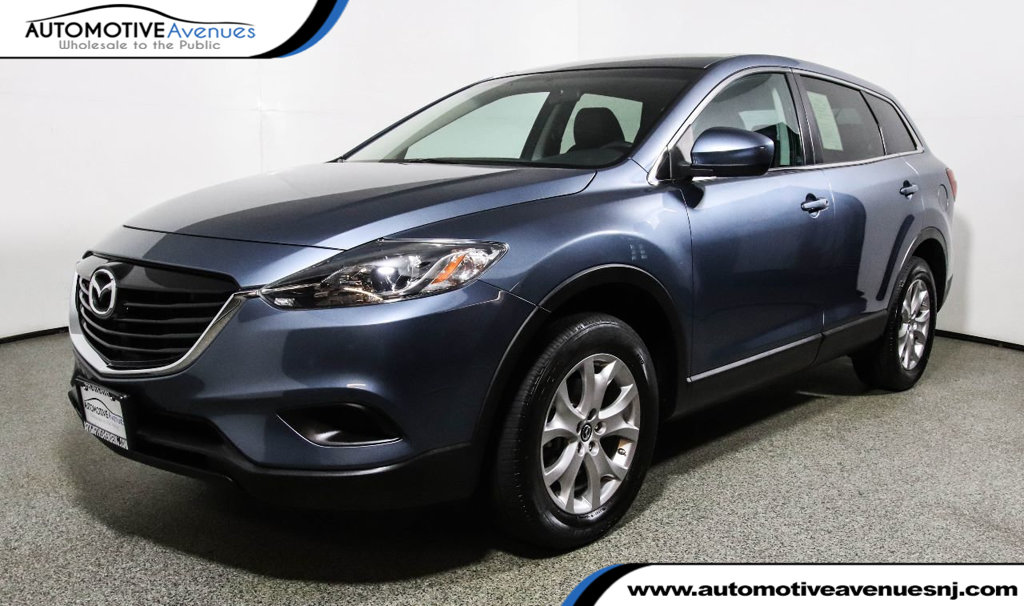 Pre Owned 2015 Mazda CX 9 AWD 4dr Touring