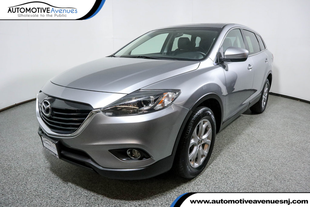 Pre Owned 2014 Mazda CX 9 AWD 4dr Touring