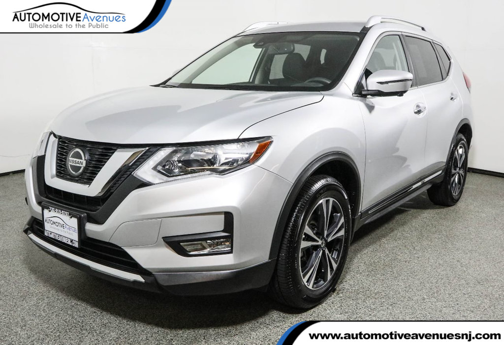 Pre Owned 2018 Nissan Rogue AWD SL