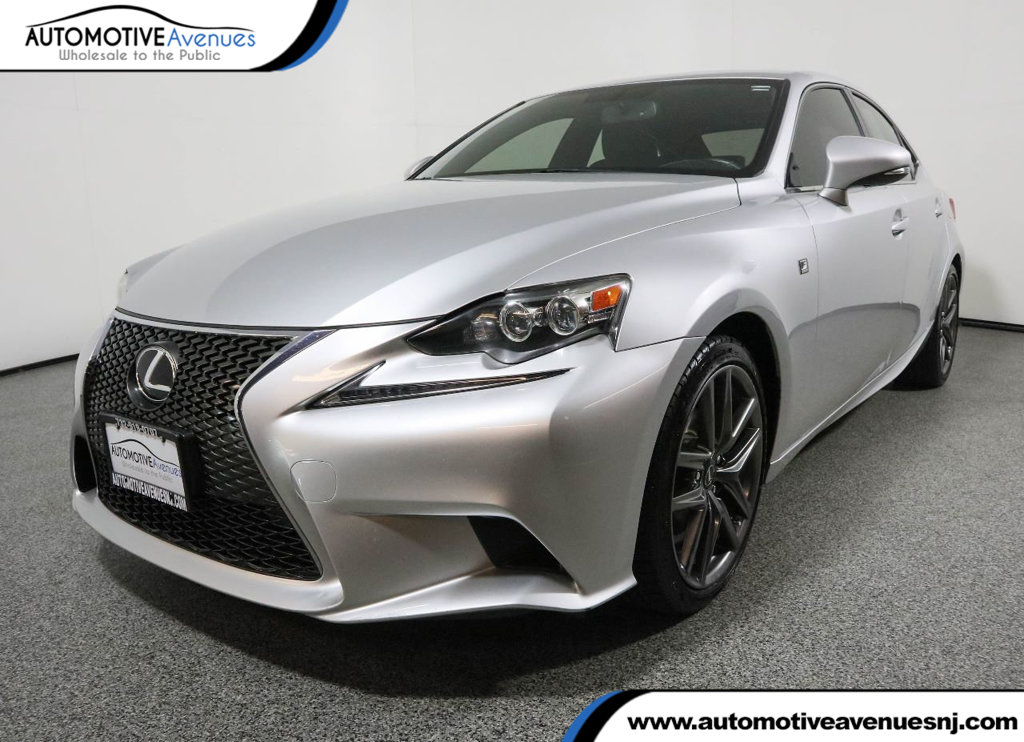 Pre Owned 2014 Lexus IS 250 4dr F Sport AWD With Navigation