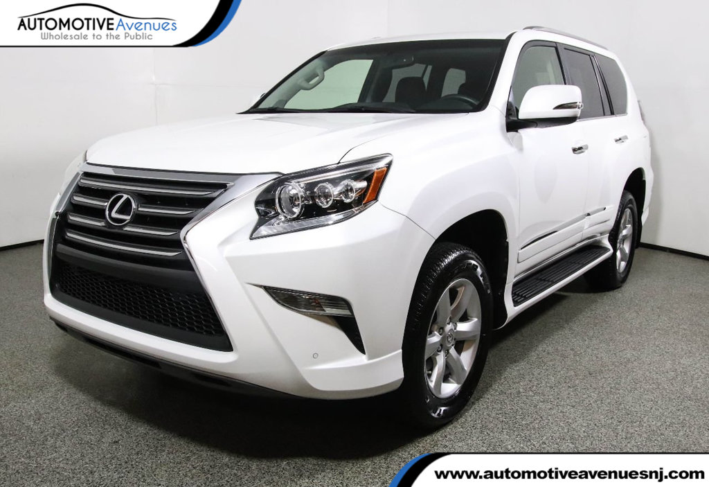 Pre Owned 2017 Lexus GX GX 460 4WD With Navigation U0026 Blind Spot Monitor