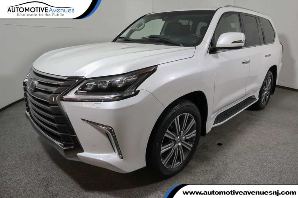 Pre-Owned 2017 Lexus LX LX 570 4WD w/ Mark Levinson Audio and Luxury Package
