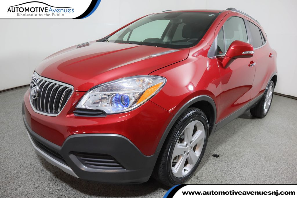 Pre-Owned 2016 Buick Encore FWD 4dr