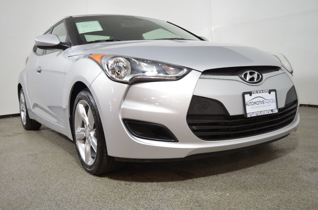 Pre-Owned 2015 Hyundai Veloster 3dr Coupe Automatic
