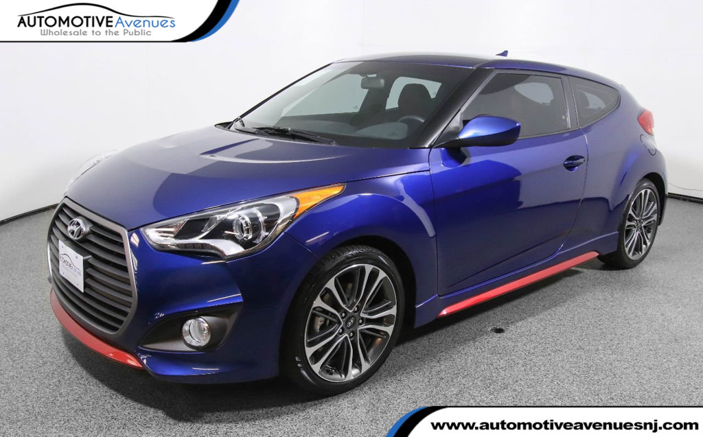 Pre Owned 2017 Hyundai Veloster Turbo R Spec Manual