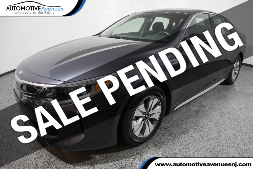 Pre-Owned 2017 Kia Optima Hybrid Automatic