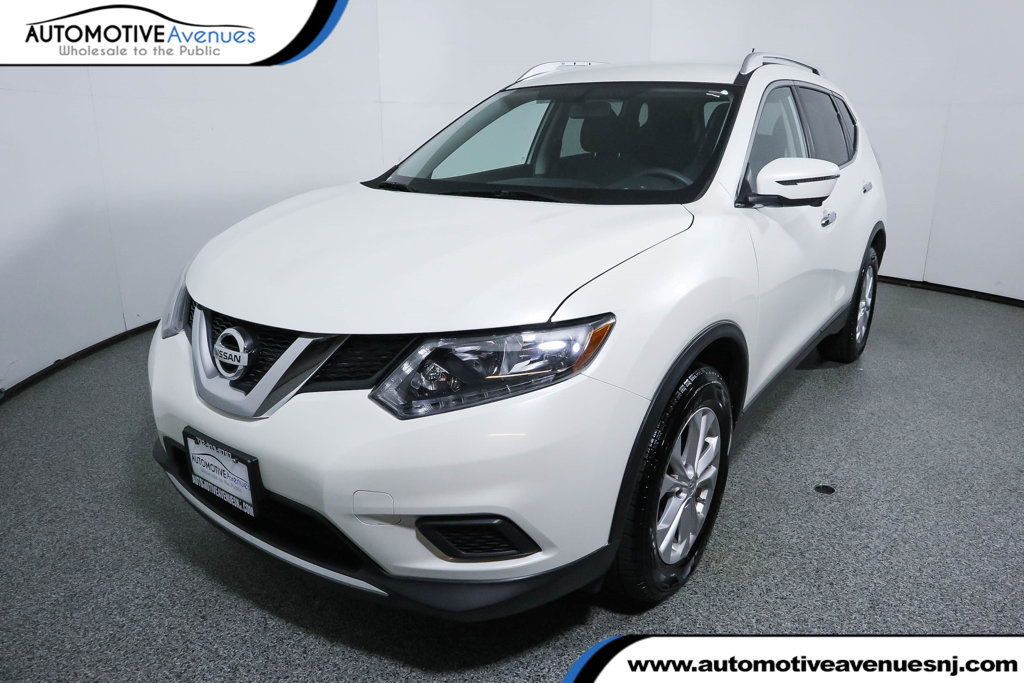 2016 used nissan rogue awd 4dr sv with premium package suv available rh automotiveavenuesnj com