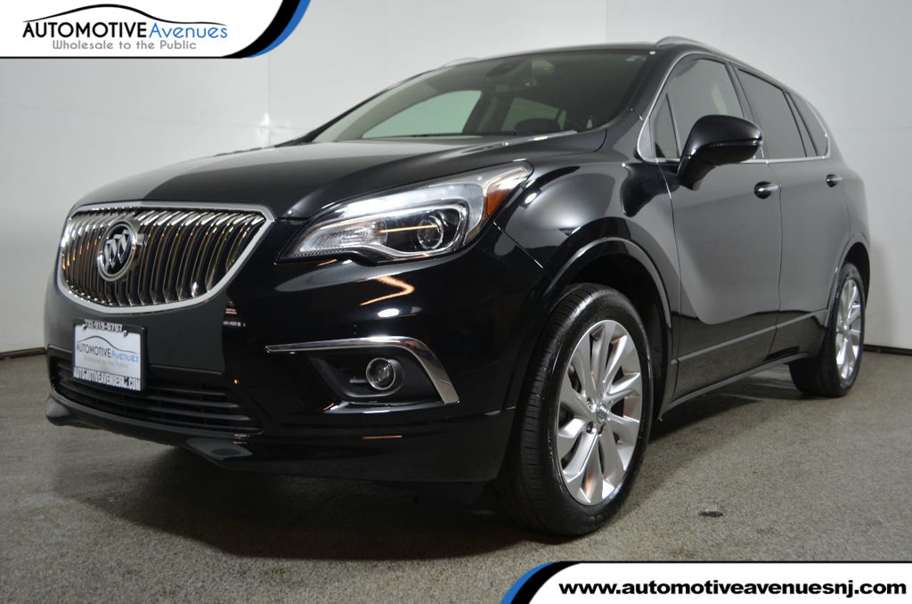 Pre-Owned 2016 Buick Envision AWD Premium I with Moonroof & Navigation