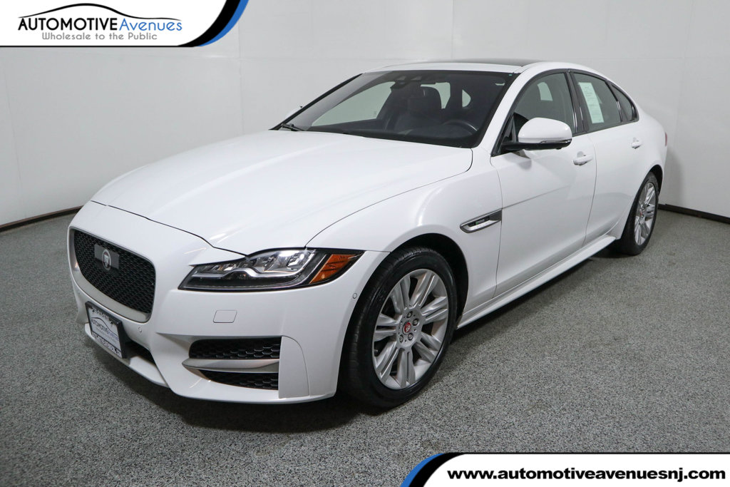 Used Jaguar Xf >> 2016 Jaguar Xf 4dr Sedan 35t R Sport Awd