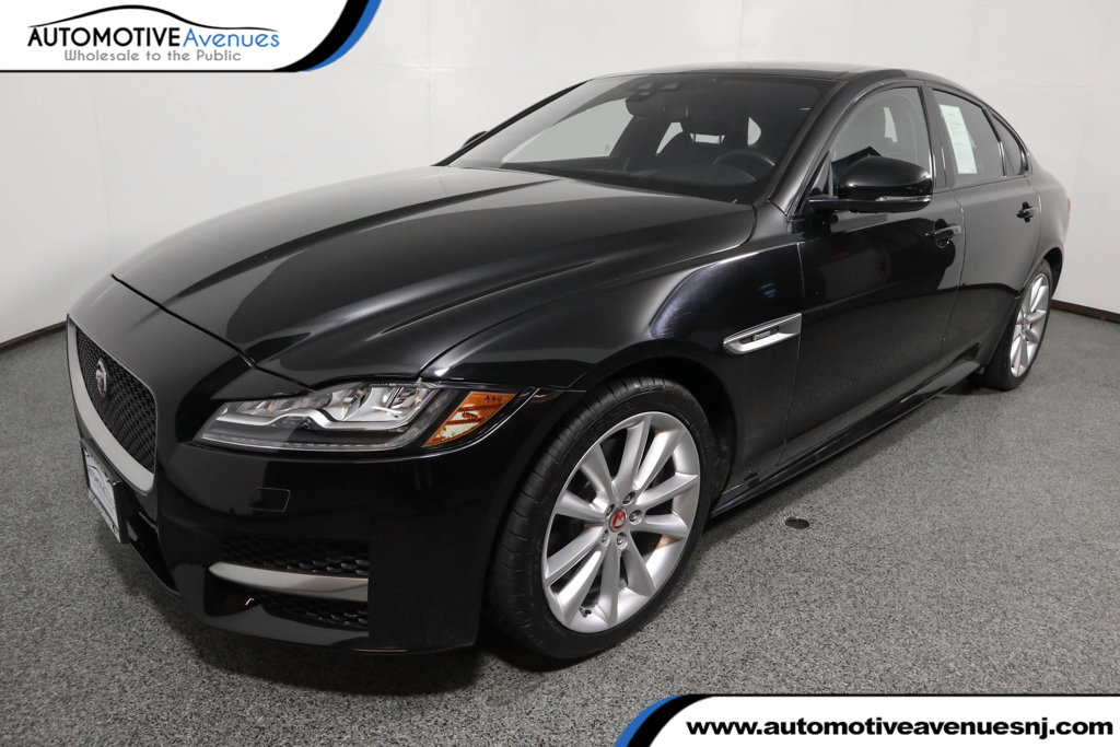 Used Jaguar Xf >> 2016 Jaguar Xf 35t R Sport Awd W Comfort Convenience And Technology Pkgs