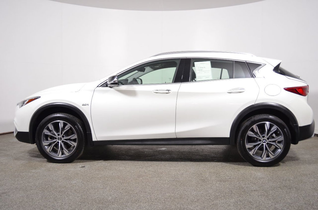 Infiniti Pre Owned >> 2017 Used Infiniti Qx30 Premium Awd Suv Available At Automotive