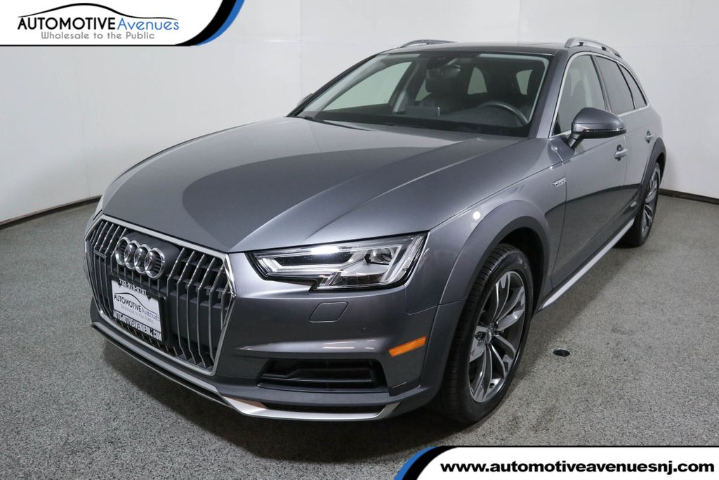 Pre-Owned 2018 Audi A4 allroad 2.0 TFSI Premium Plus with Cold Weather Package