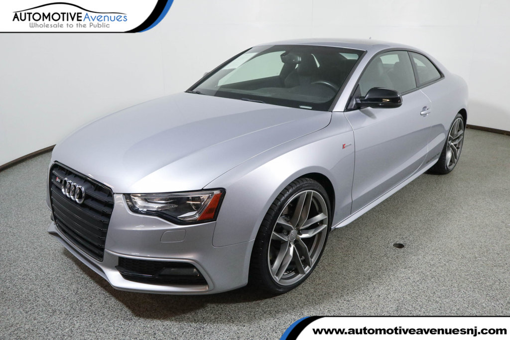 2016 Audi S5 2dr Automatic Premium Plus w/ Technology & Black Optic Packages