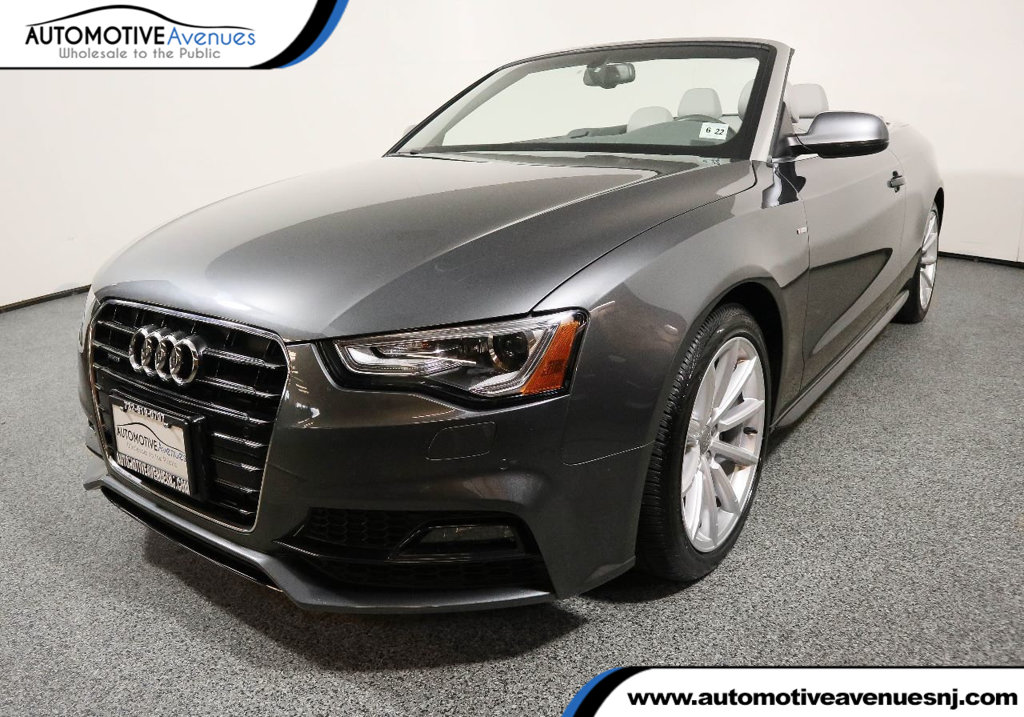 Used Audi A Cabriolet TFSI Sport With Technology Package - Pre owned audi