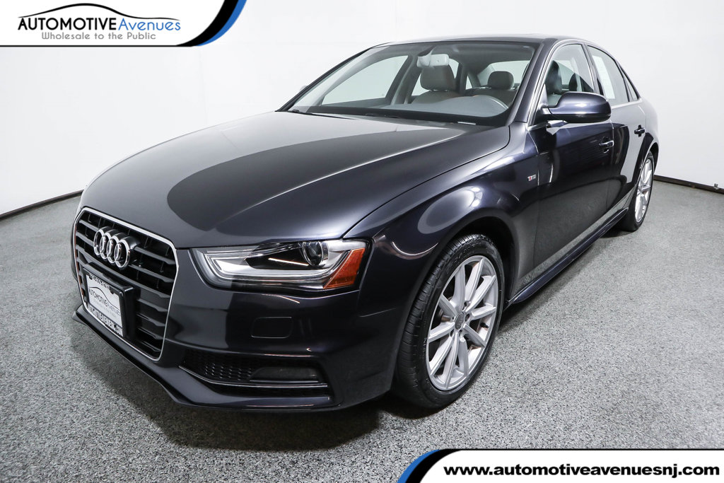 Pre-Owned 2016 Audi A4 4dr Sedan Automatic quattro 2.0T Premium Plus