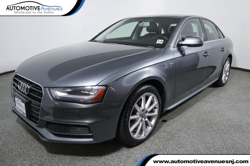 Pre-Owned 2016 Audi A4 4dr quattro 2.0T Premium Plus w/ Technology Package