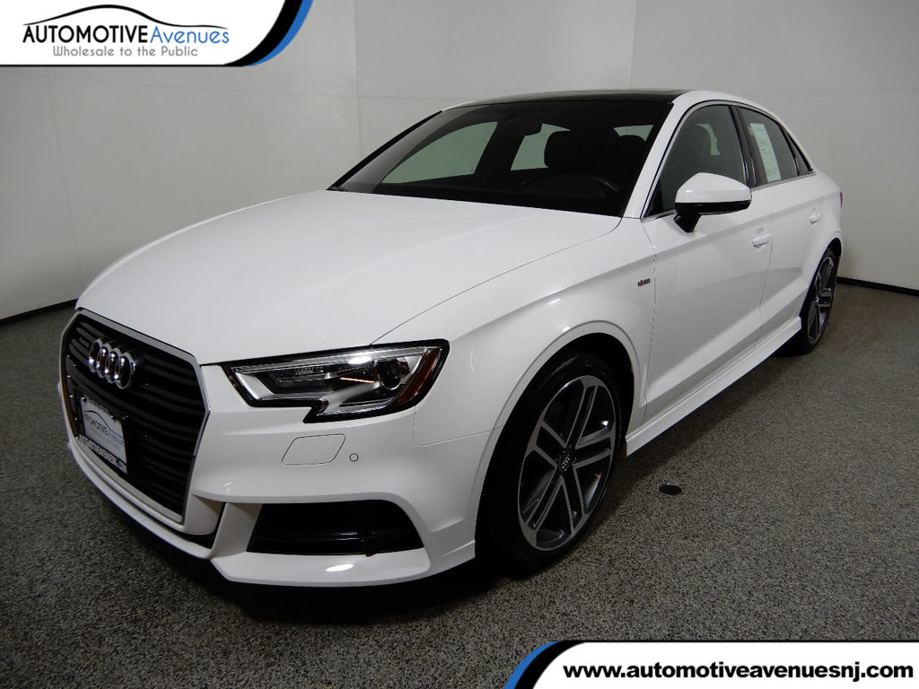 Pre Owned 2017 Audi A3 Sedan 2 0t Premium Plus Wtih Technology Package
