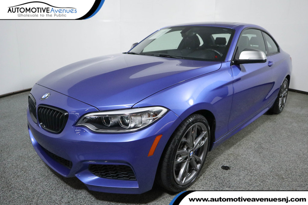 Bmw M235I Xdrive >> 2016 Bmw 2 Series M235i Xdrive W Technology Package