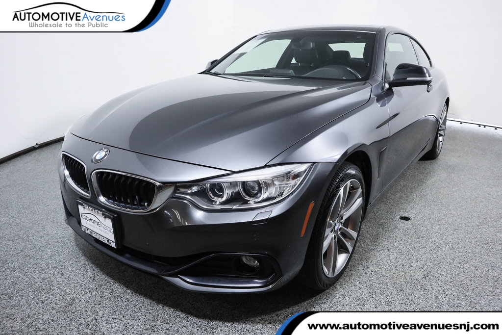Pre-Owned 2015 BMW 4 Series 435i xDrive Sport Line with Driving Assistance & Harman Kardon