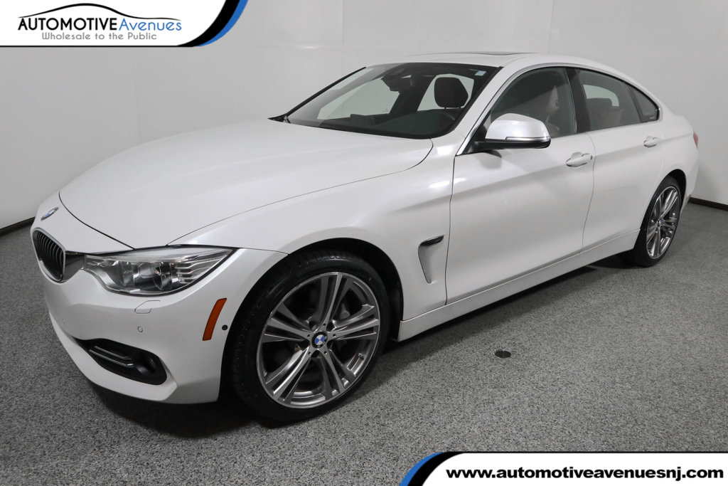 Pre-Owned 2016 BMW 4 Series 435i xDrive GranCoupe w/ Tech, Luxury, & Drive Assist Pkgs