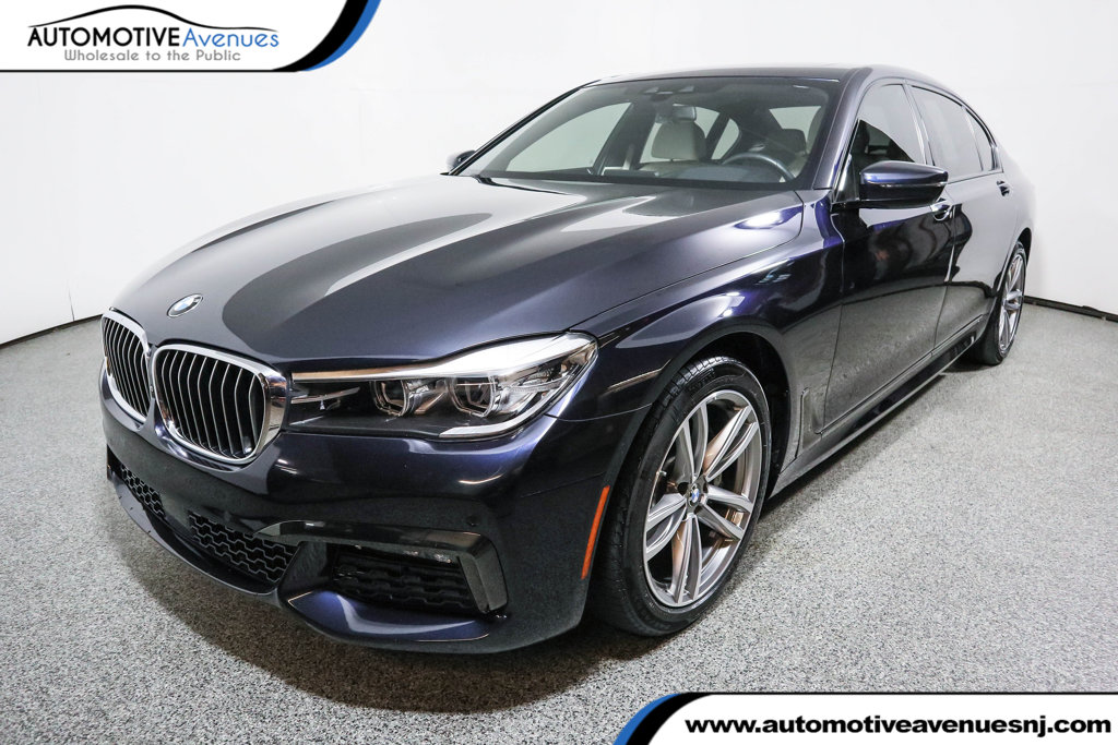 Pre Owned 2016 Bmw 7 Series 740i M Sport W Executive 2 Driving