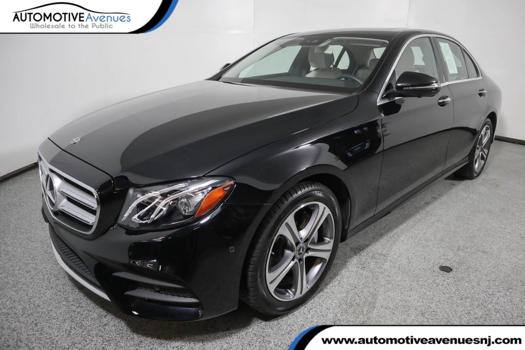 Pre-Owned 2019 Mercedes-Benz E-Class E 300 4MATIC® w/ Premium 1 and Parking Assist Packages