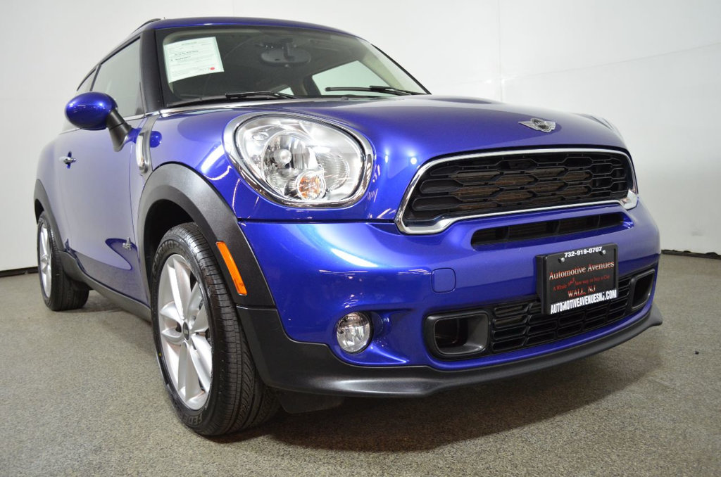 Pre-Owned 2014 MINI Cooper Paceman S ALL4