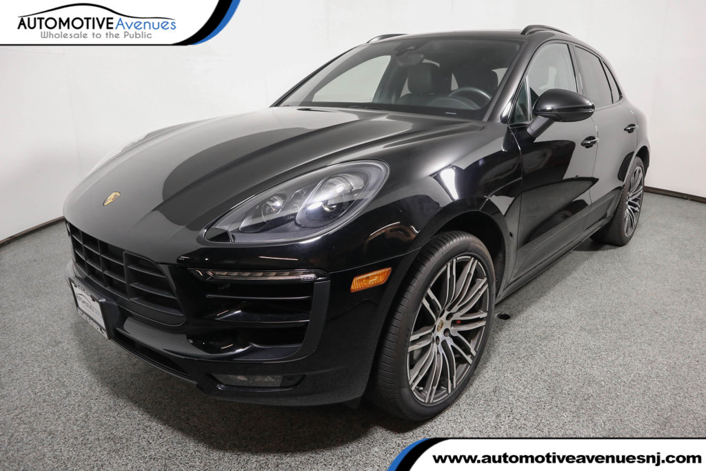 2017 Porsche Macan GTS AWD with Premium Plus and Sport Chrono Packages