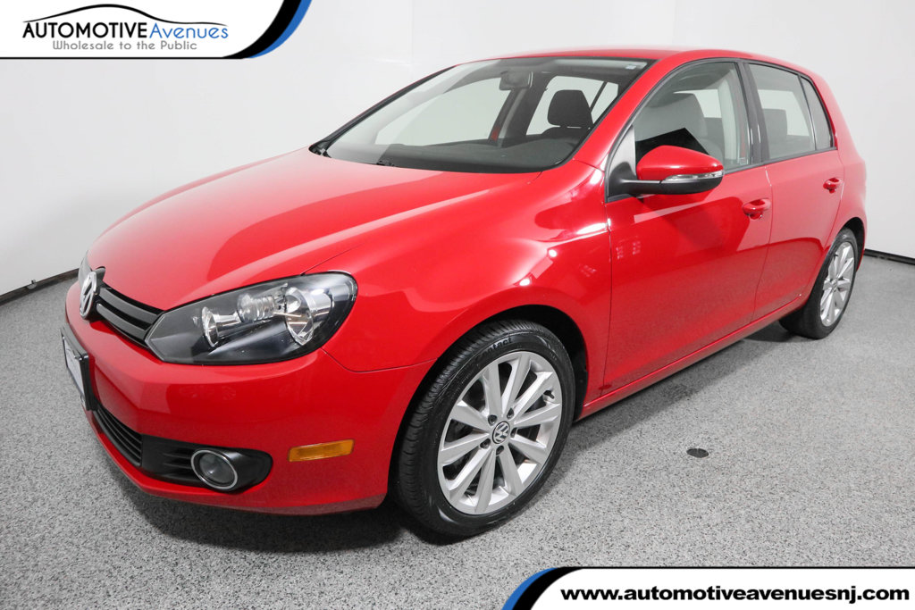Pre-Owned 2013 Volkswagen Golf 4dr Hatchback DSG TDI