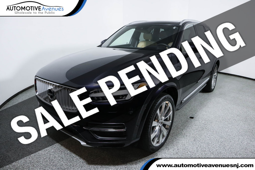 Pre Owned 2017 Volvo Xc90 T8 Eawd Plug In Hybrid 7 Penger Inscription