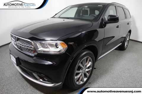 Pre-Owned 2019 Dodge Durango SXT Plus AWD Anodized Platinum
