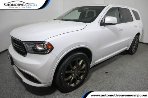 Pre-Owned 2016 Dodge Durango AWD 4dr Limited w/ Nav & Power Liftgate Group
