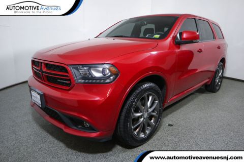 Pre-Owned 2016 Dodge Durango AWD 4dr Limited with Nav & Power Liftgate & Rallye Appearance