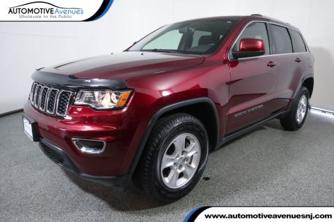 Pre-Owned 2017 Jeep Grand Cherokee Laredo 4x4