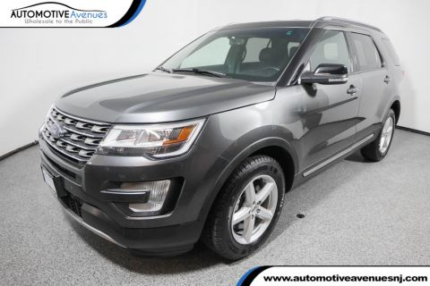 Pre-Owned 2016 Ford Explorer 4WD 4dr XLT with Equipment Group 202A