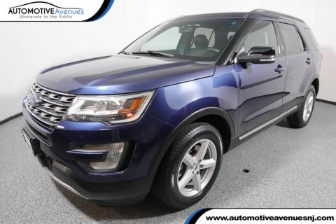 Pre-Owned 2016 Ford Explorer 4WD 4dr XLT with Equipment Group 202A and Navigation