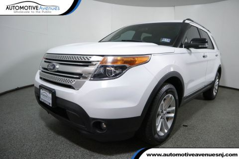 2014 Ford Explorer 4WD 4dr XLT Four Wheel Drive SUV
