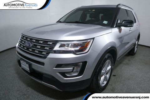 Pre-Owned 2016 Ford Explorer 4WD 4dr XLT w/ Equipment Group 202A