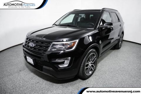 Pre-Owned 2016 Ford Explorer 4WD 4dr Sport with 401A Equipment & Twin Panel Moonroof