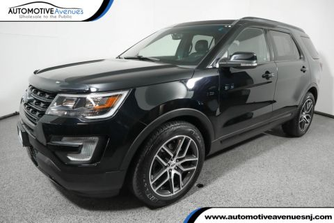 Pre-Owned 2016 Ford Explorer 4WD 4dr Sport with Equipment Group 401A & Twin Panel Moonroof